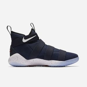 Nike Shoes - Men's Nike LeBron James Soldier XI Basketball Shoe